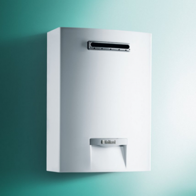 SCALDABAGNO A GAS OUTSIDEMAG TIPO A 14-5/0-5 VAILLANT