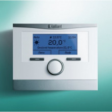 CRONOTERMOSTATO VAILLANT SETTIMANALE multiMATIC 700