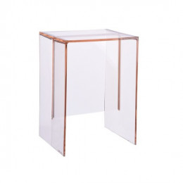 SGABELLO MAX BEAM KARTELL BY LAUFEN 33X27 ROSA