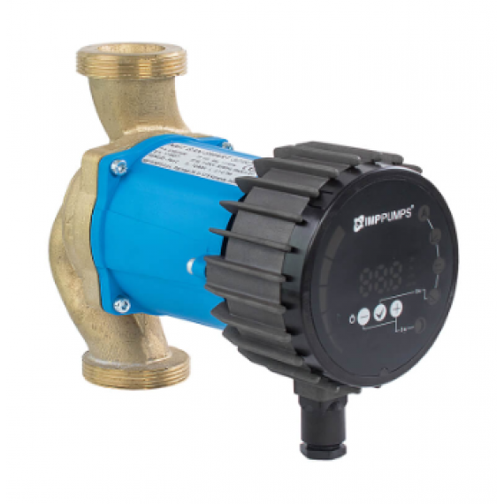 IMP PUMPS CIRCOLATORE NMT SAN SMART CORPO POMPA IN BRONZO 25/40-180