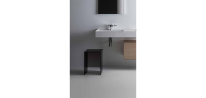 SGABELLO MAX BEAM KARTELL BY LAUFEN 33X27 FUME'