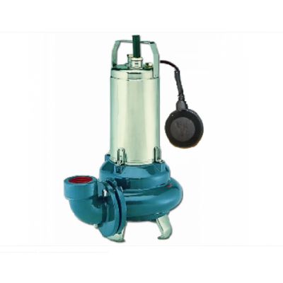 ELETTROPOMPA SOMMERGIBILE PER ACQUE REFLUE LOWARA DL 109/A kW 1.1-HP 1.5