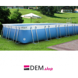 PISCINA FUORITERRA BLUE STAR FAMILY h 100-125
