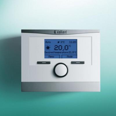cronotermostato modulante calorma