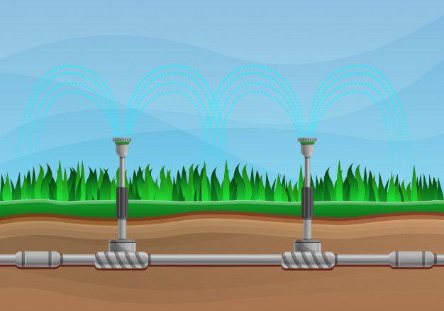 irrigazione sotterranea