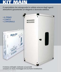 Copri Caldaia C365 Main Misure 127 X 65 X 45 Cm