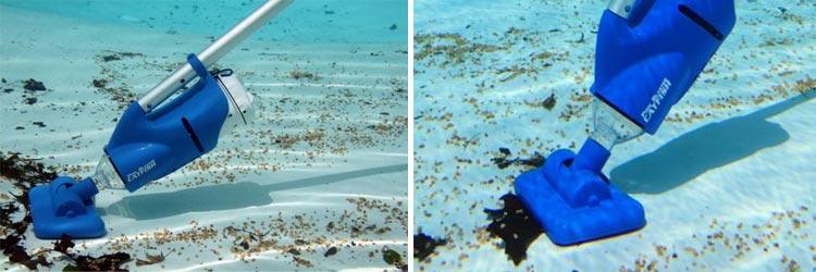 Robot pulisci piscina catfish con batteria - Pulitore per piscina ...