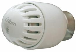 Testa termostatica rbm tl30 per valvola termostatilizzabile for Testina termostatica