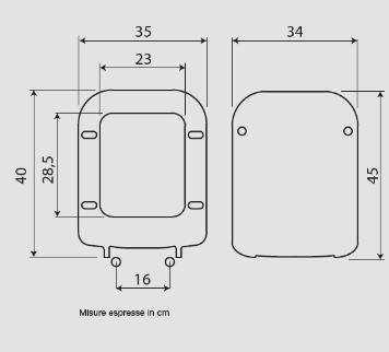 Sedile Wc Copriwater Bianco Ideal Standard Conca.Sedile Termoindurente Bianco Conca